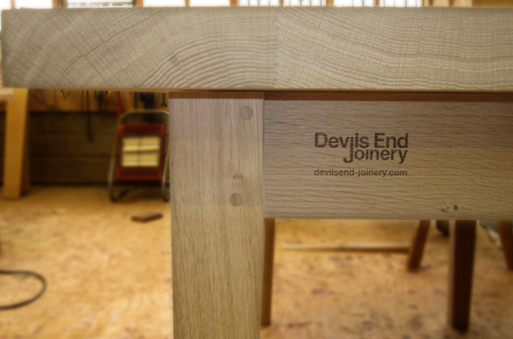 Devil's End Joinery